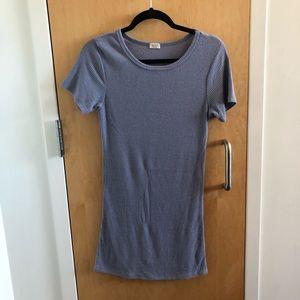 Brandy Melville/John Galt T-shirt Dress